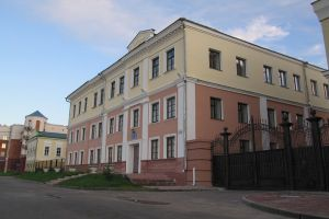 Institute for Advanced Training of Physicians of the Ministry of Health and Social Development of the Chuvash Republic