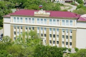 Tihookeansky State Medical University